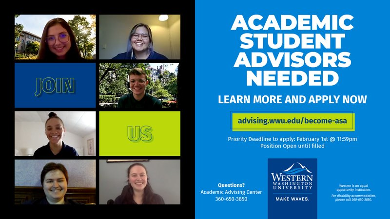 Become an Academic Student Advisor