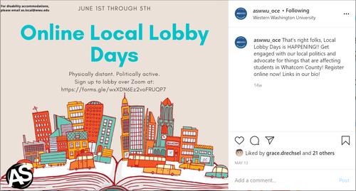 Local Lobby Day