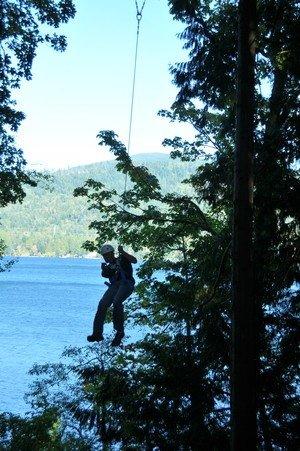 Challenge Lakewood Giant's Swing