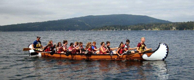 Challenge Lakewood VOR Canoe