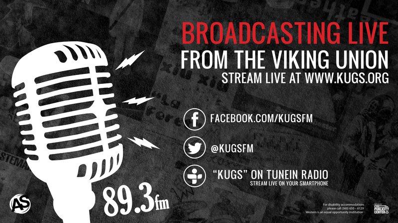 Stream KUGS Live at WWW.KUGS.org
