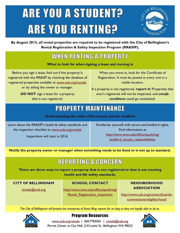 Student Renting